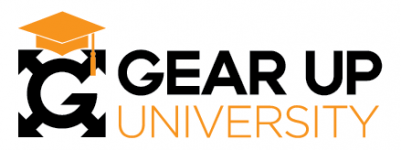 Logo of Gear Up Every Ride U